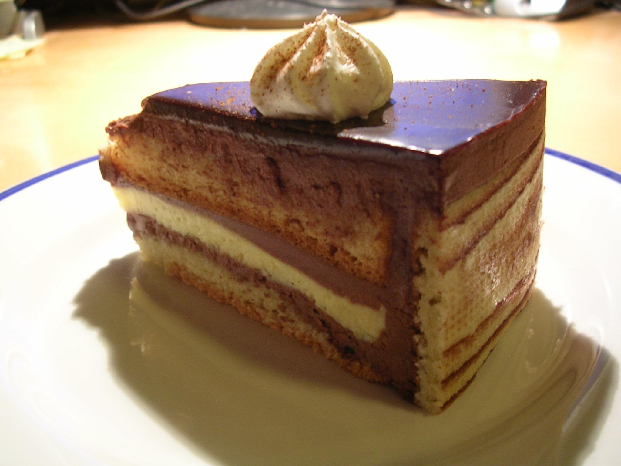 Fruit Torte Cake