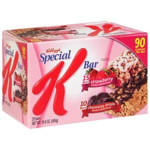 Special K bar