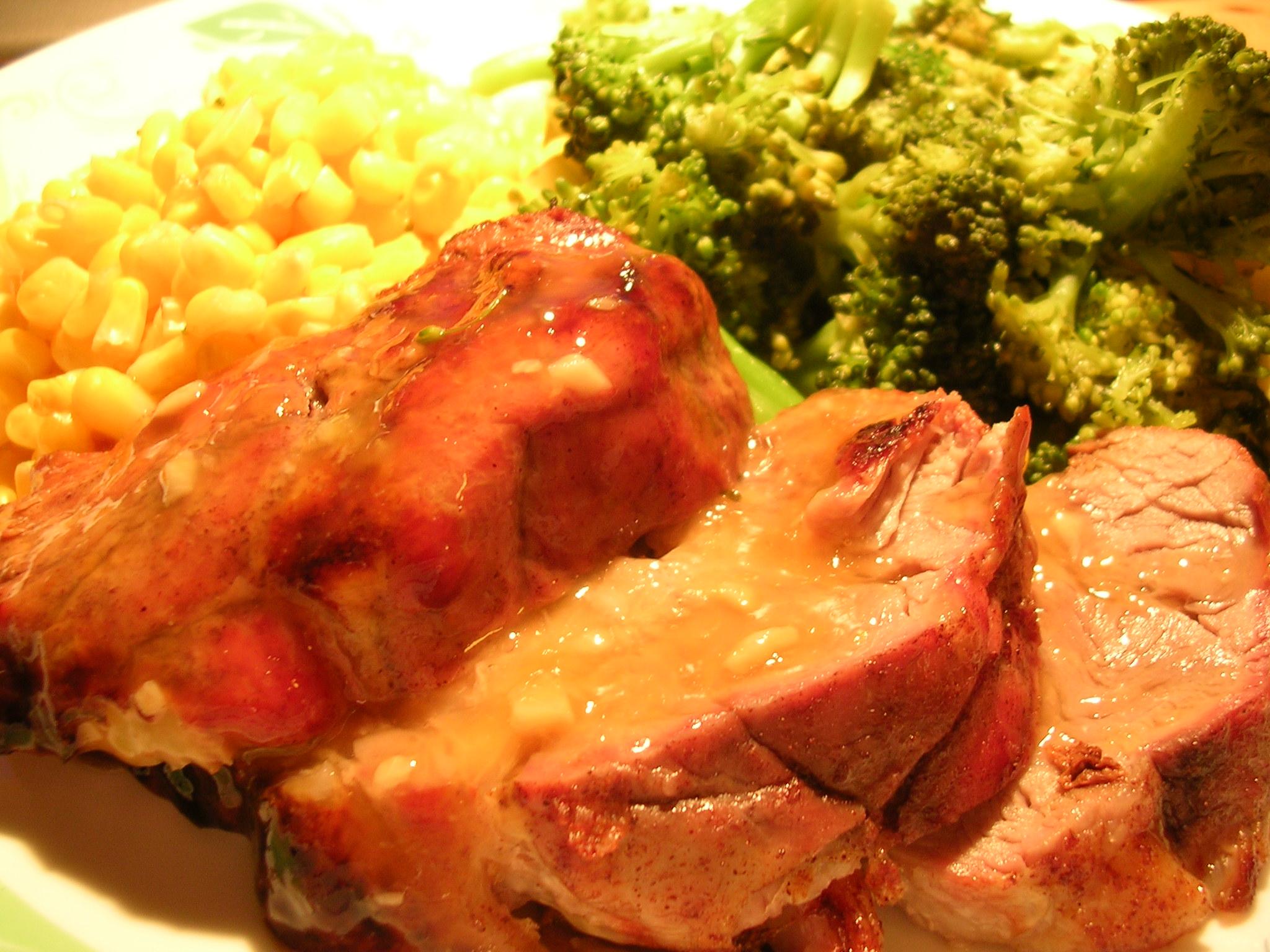 Maple Roasted Pork Loin Recipes — Dishmaps