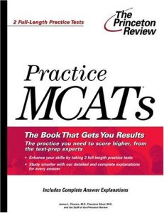 Princeton Review Practice MCATs