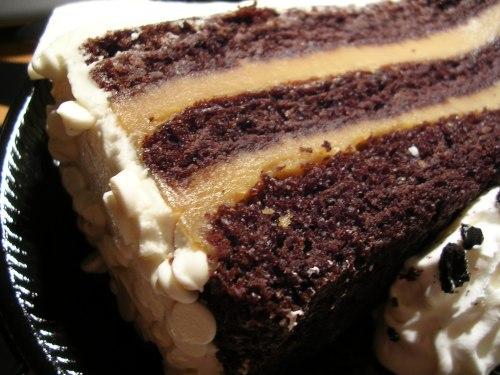 White lightning cake