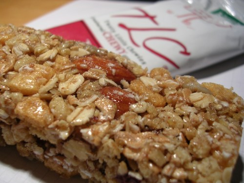 Kashi TLC chewy cereal bar