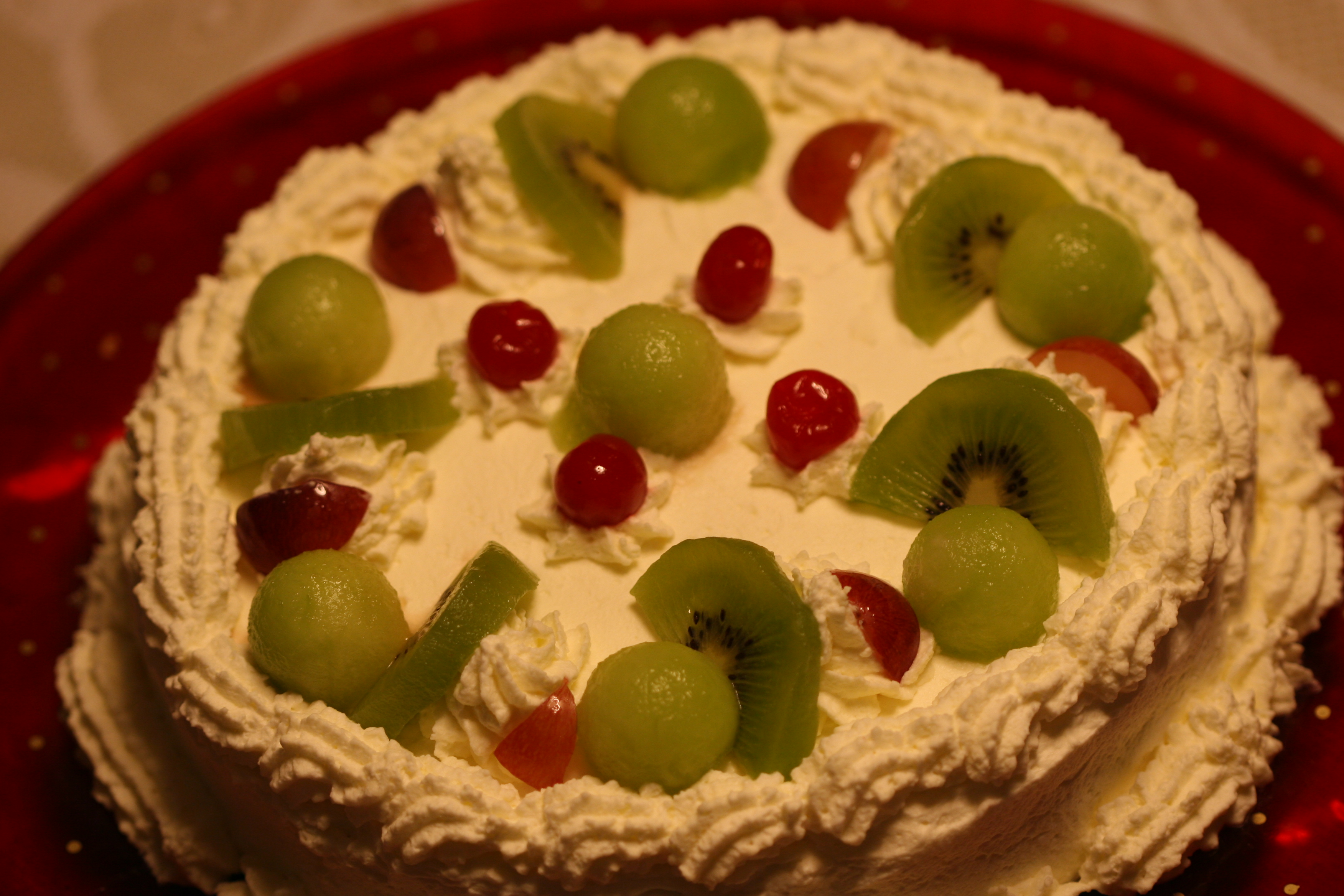 Light Fruit Cake Recipe Bbc
