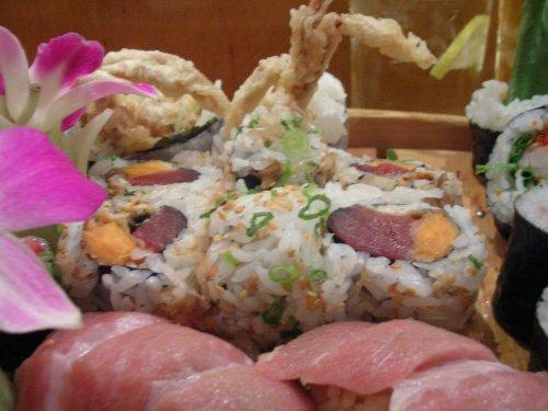 still more sushi