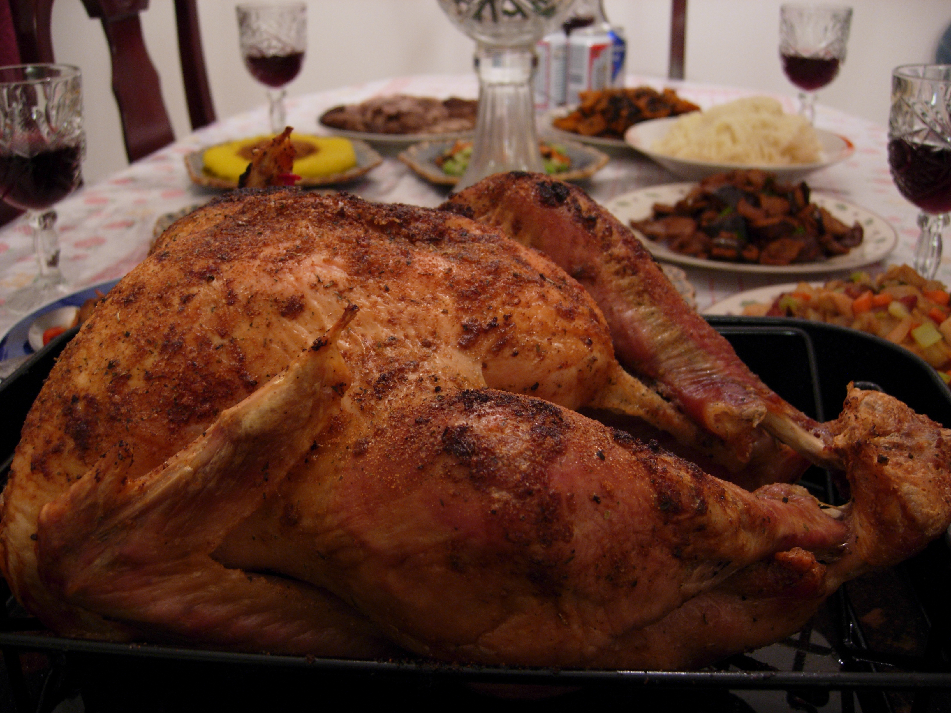 American Test Kitchen Turkey November 2007 My Edible Memories