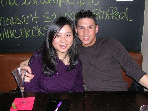 Me and Reid at Bocado