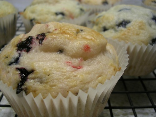 Betty Crocker instant muffins