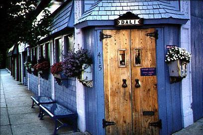 Dali's front door