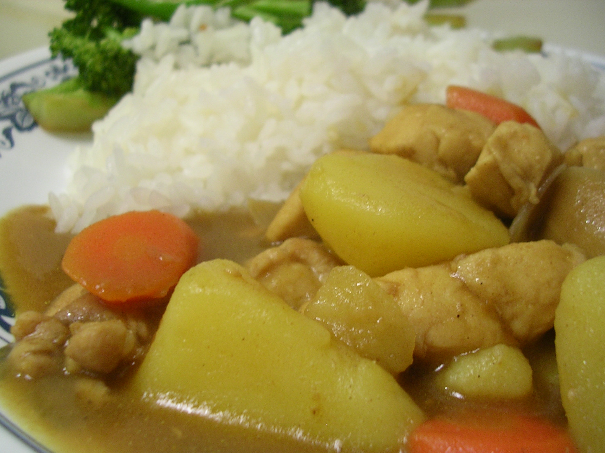 Homemade Japanese Curry Rice Recipe — Dishmaps