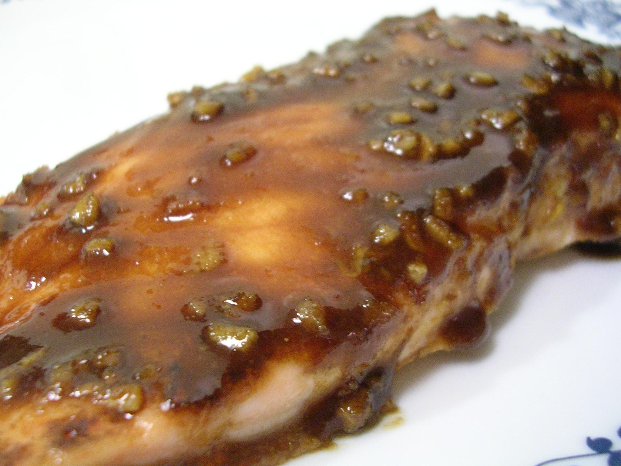 Balsamic Glazed Salmon Fillets   My Edible Memories