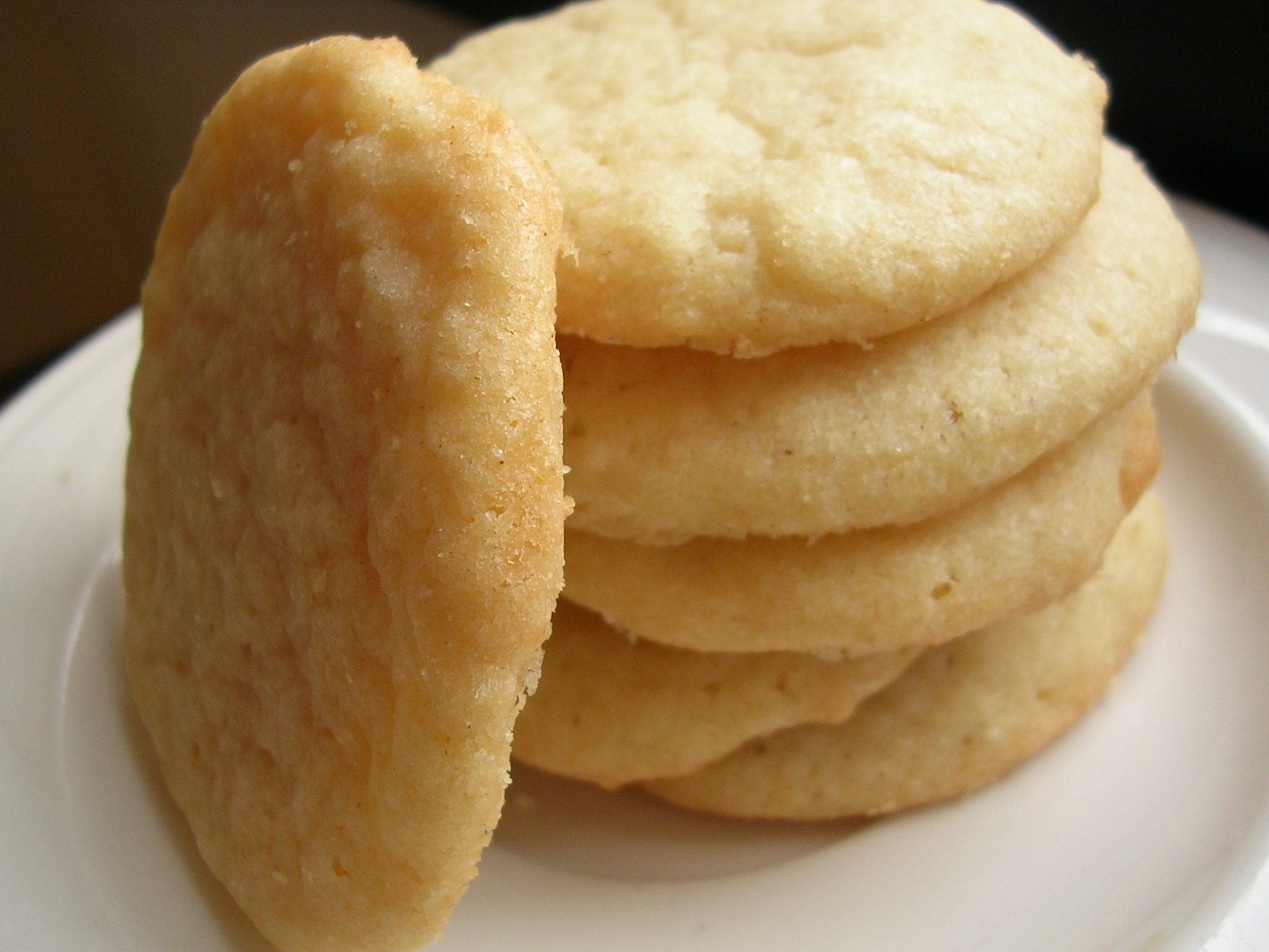 Recipes for healthy sugar cookies