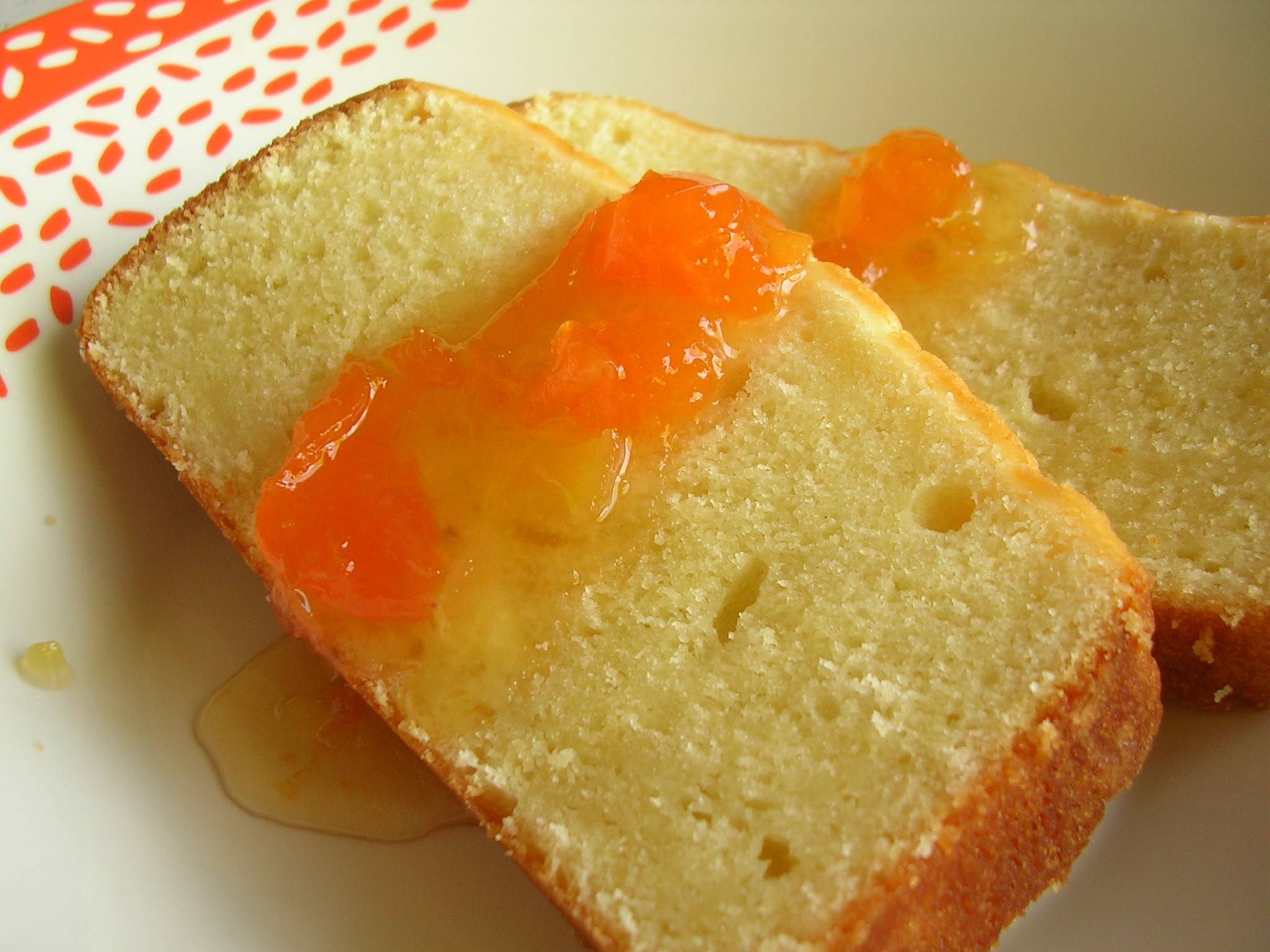 Pound Cake Loaf Recipe Sour Cream: Lightened Up Sour Cream Pound Cake