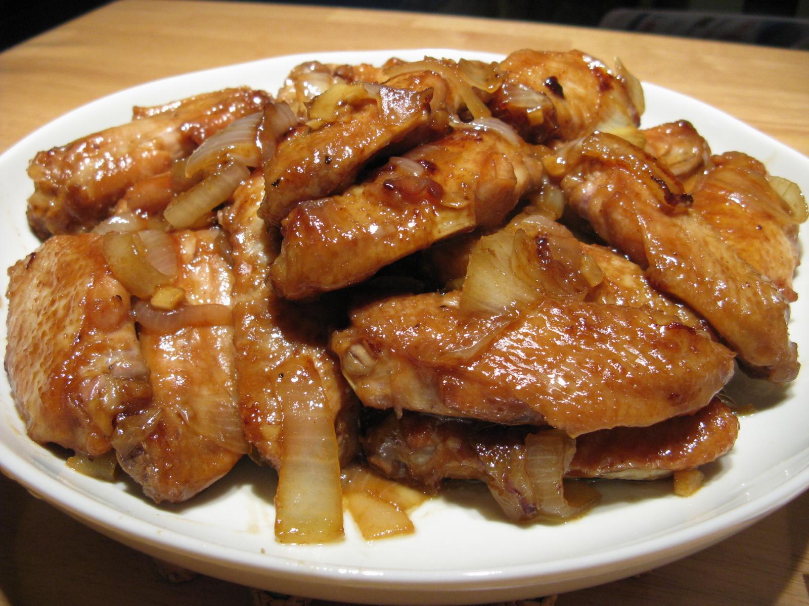 Honey Soy Chicken Glaze Recipe