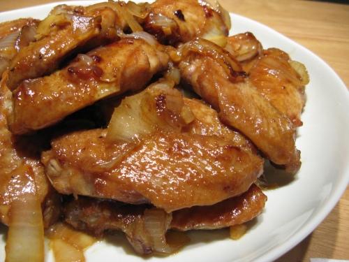 Honey Soy Sauce Glazed Chicken Wings | My Edible Memories