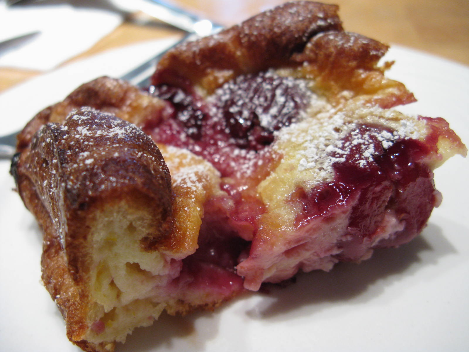 Cherry Clafouti Recipe — Dishmaps