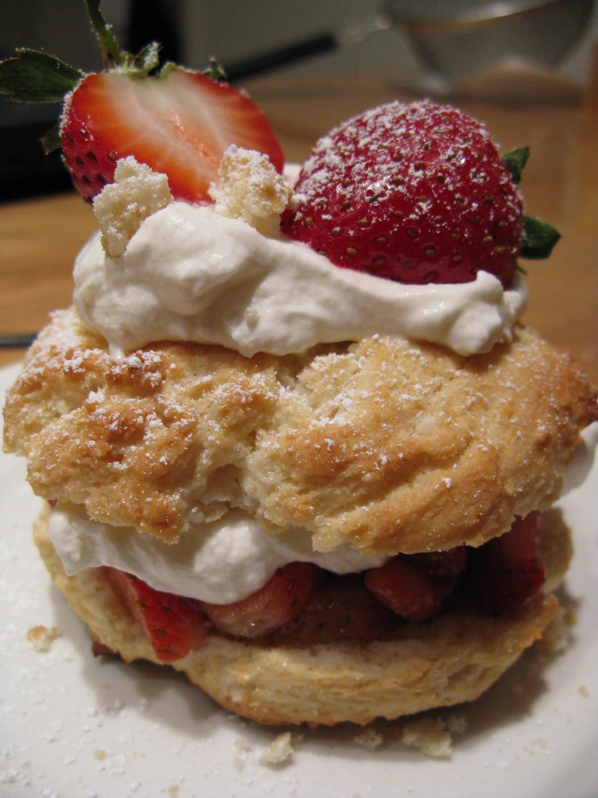 Fancy Shortcake Strawberry
