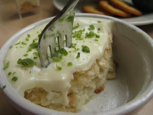 Easy 4-Ingredient Lime Cracker Pie   My Edible Memories