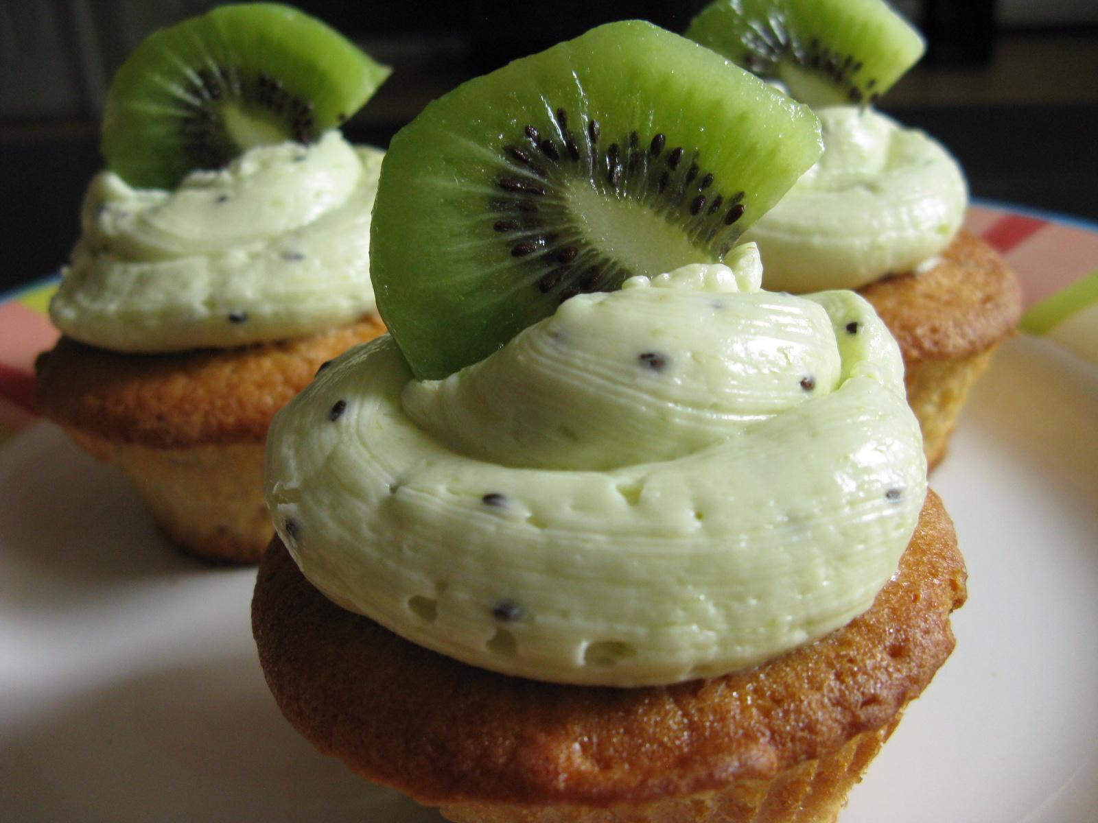 Fruit Recipe Cake Buttercream Frosting